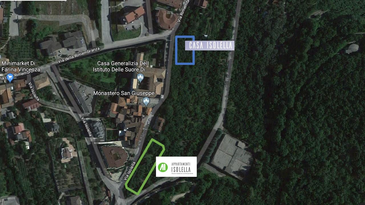 Un nuovo quartiere - ISOLELLA FISCIANO